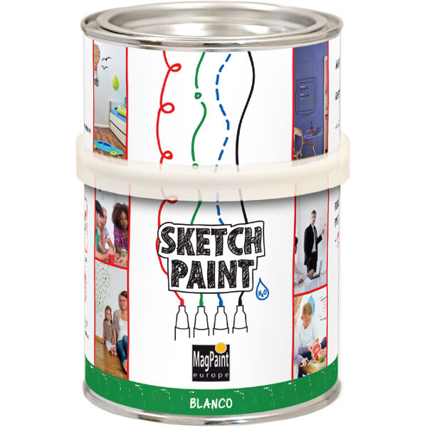 Sketch Paint blanco